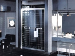 Shower Enclosures Feature An Extensive Selection Of Finish Options To  Complement Your Existing Faucets Or Fixtures, And Different Glass Patterns  Are ...
